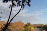 Namibia Epupa Falls